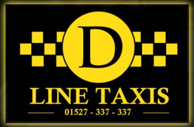 Dline Gold n black Taxis Bromsgrove